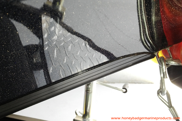 Honey Badger Marine Products, Keel Protector, Boat Keel Protector